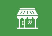 Ombygning og indretning af butik